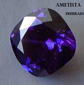 Le gemme e lo zodiaco - Febbraio - Ametista