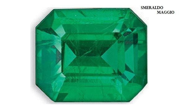 Le gemme e lo zodiaco - Maggio - Smeraldo