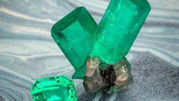 Rubino, smeraldo, giada imperiale