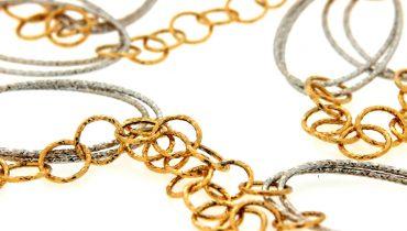 La catena d'oro un gioiello che diventa una moneta