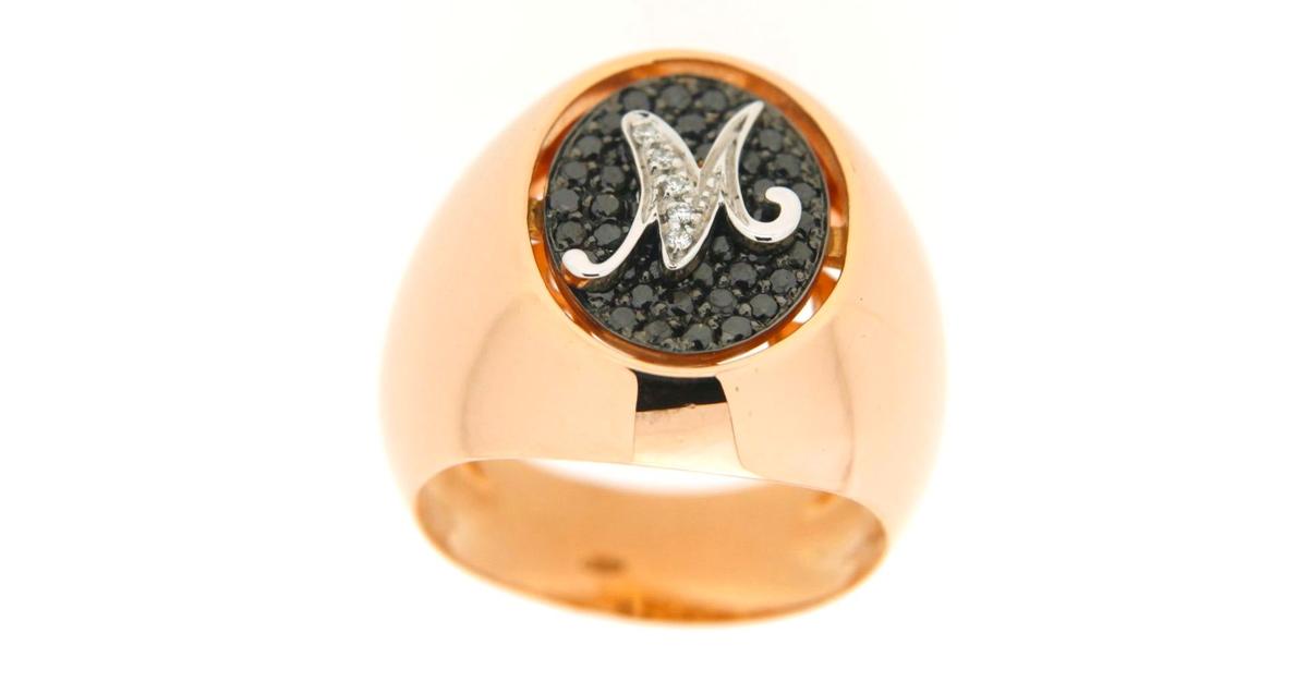Chevalier anello da mignolo