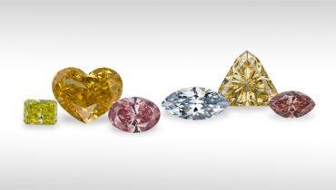 I diamanti fancy colored