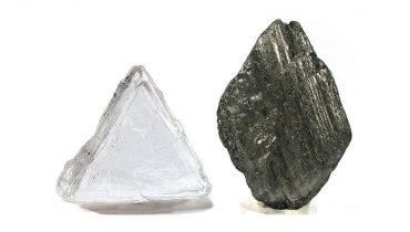 Sapete che potreste scrivere con un ex-diamante?