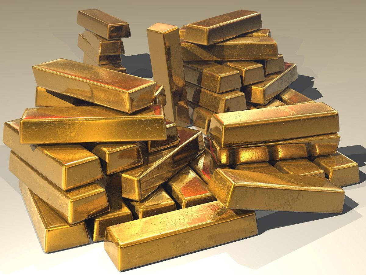 Quanto oro esiste sopra e sotto la superficie della terra