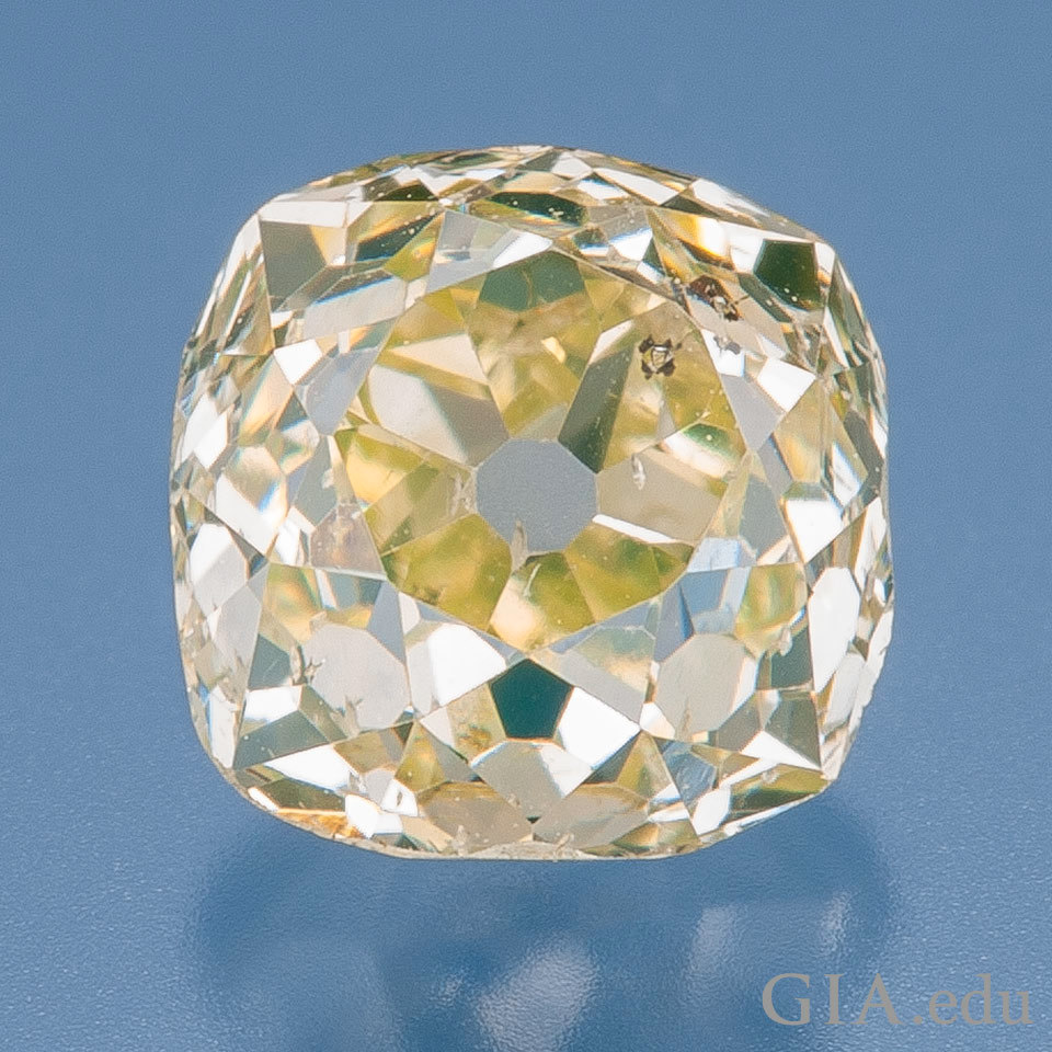 """Diamanti """"taglio vecchio"""""""