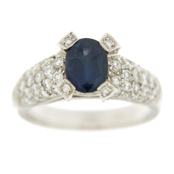 G1843-anello-oro-bianco-brillanti-diamanti-zaffiro-3