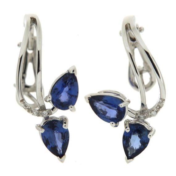 G1805-orecchini-oro-bianco-diamanti-brillanti-zaffiri-1