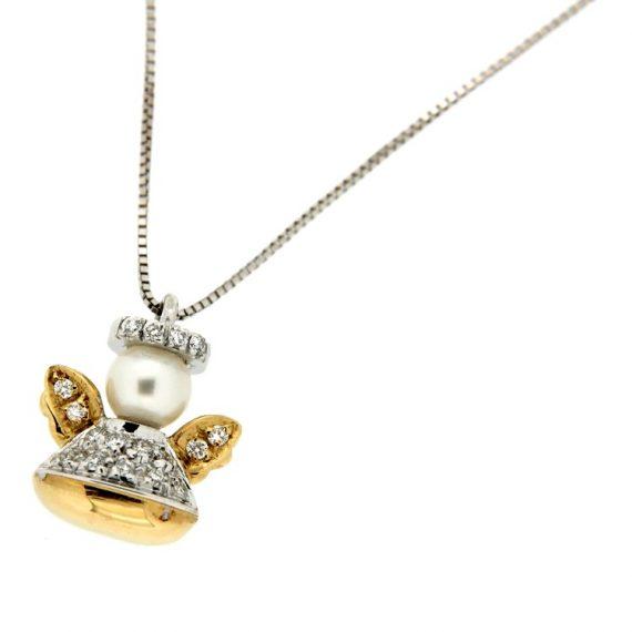 G332-girocollo-guidetti-angioletto-oro-bianco-giallo-diamanti-perla