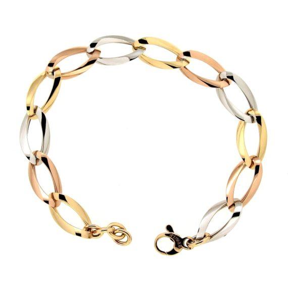G1390-bracciale-oro-bianco-giallo-rosso