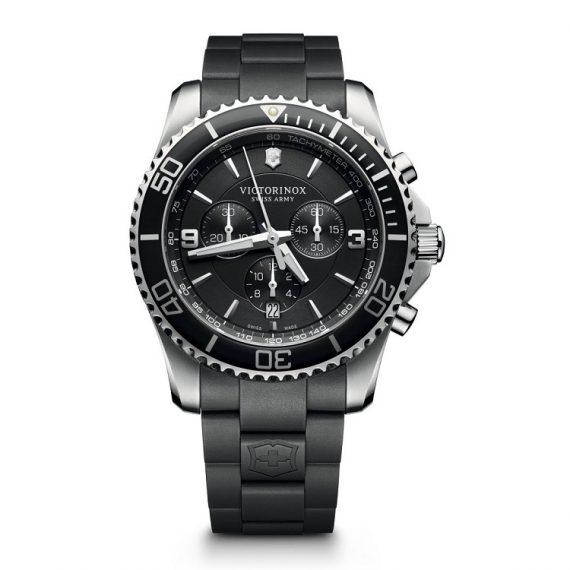 G1601-orologio-victorinox-maverick-chronograph-acciaio-gomma