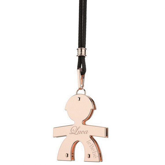 G51-ciondolo-medio-lebebé-maschietto-oro-rosa