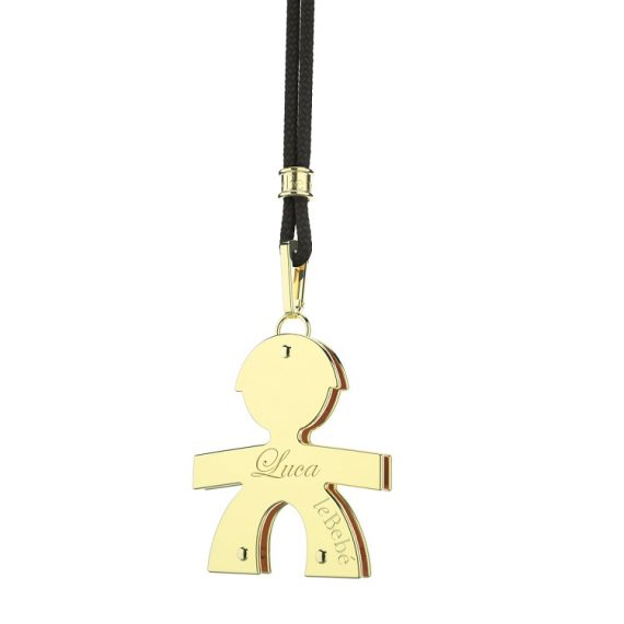 G55-ciondolo-piccolo-lebebé-maschietto-oro-giallo