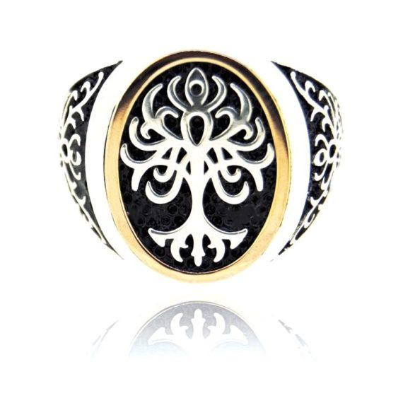 G2017-anello-alberodellavita925-oro-argento-medio