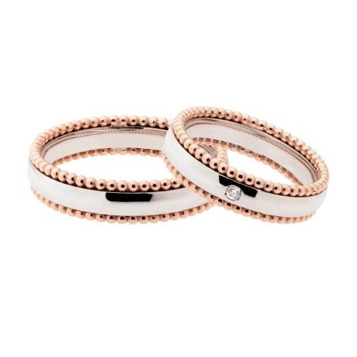G1170-fede-oro-bianco-rosa-brillante-diamante-Polello