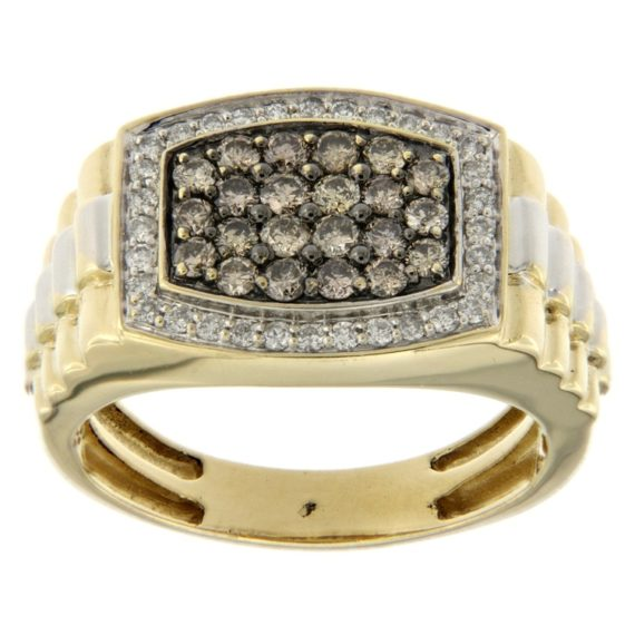 G2083-anello-oro-giallo-bianco-diamanti-brown-brillanti
