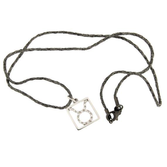 G2300-girocollo-oro-bianco-argento-brillanti-diamanti-segno-zodiacale-toro-1