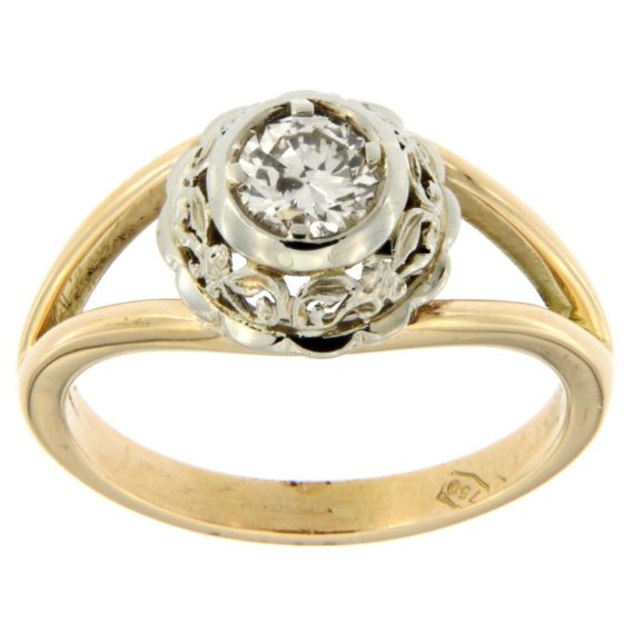 G2329-anello-solitario-oro-giallo-bianco-diamante-brillante