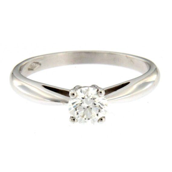 G2375-anello-solitario-oro-bianco-brillante-diamante-certificato- EGI-1