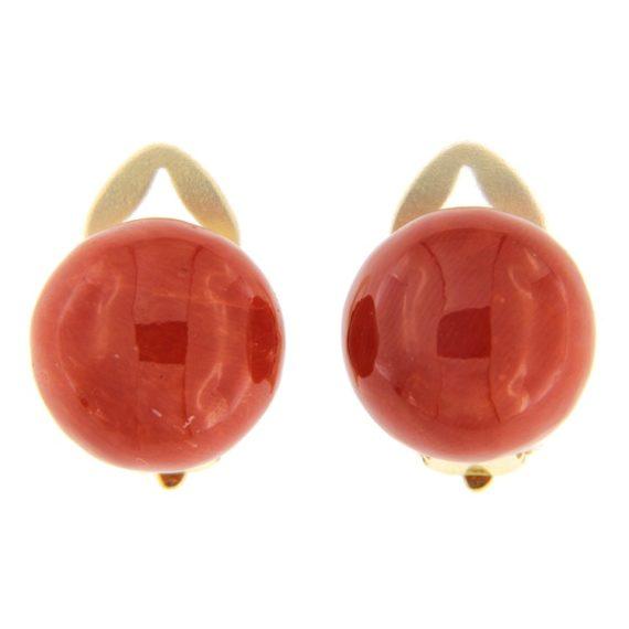 G2394a-orecchini-oro-giallo-corallo