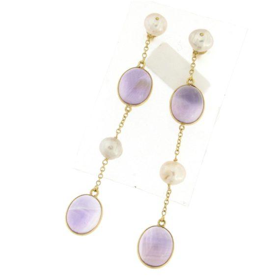 G2398-orecchini-pendenti-oro-giallo-perle-ametiste