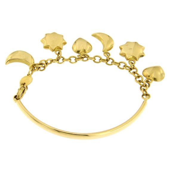 G2468a-bracciale-oro-giallo-semirigido-charms