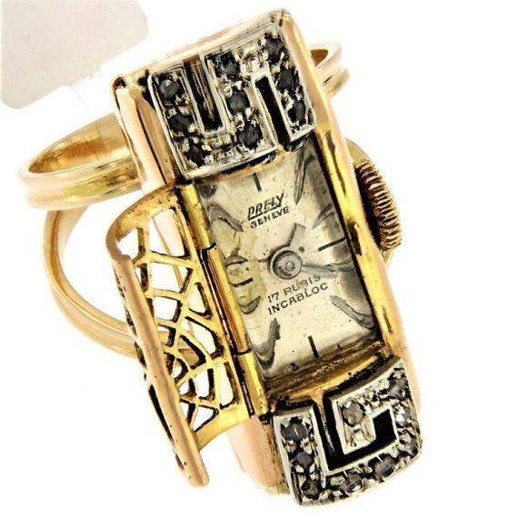 G2495-anello-orologio-oro-giallo-bianco-diamanti-rosette-rose-1