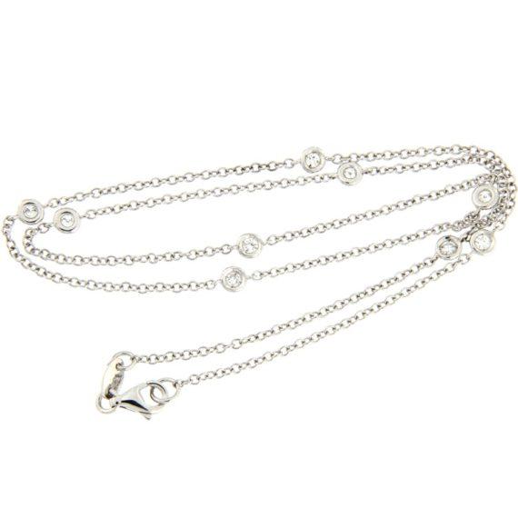 G2507-girocollo-oro-bianco-diamanti-brillanti-modello-tiffany