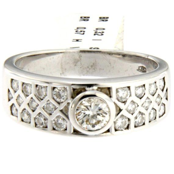 G2527 anello oro bianco brillanti-1