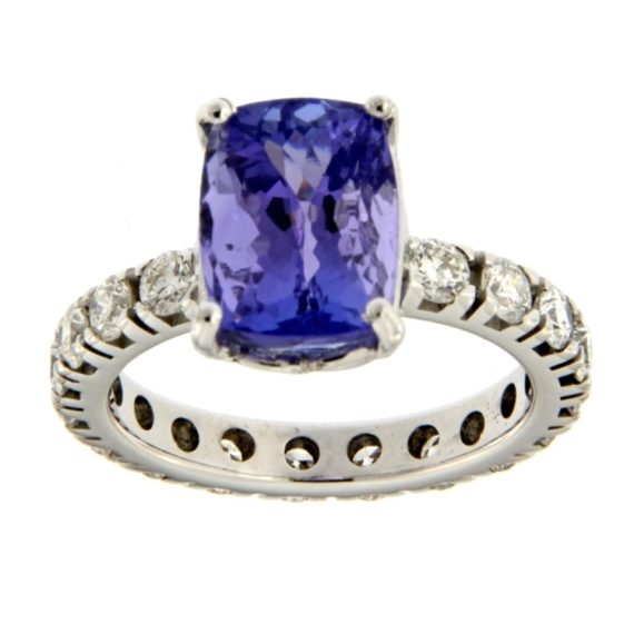G2542-anello-oro-bianco-diamanti-brillanti-tanzanite-2