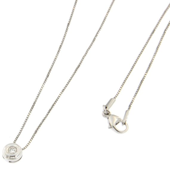 G2554-girocollo-punto-luce-oro-bianco-diamante-brillante