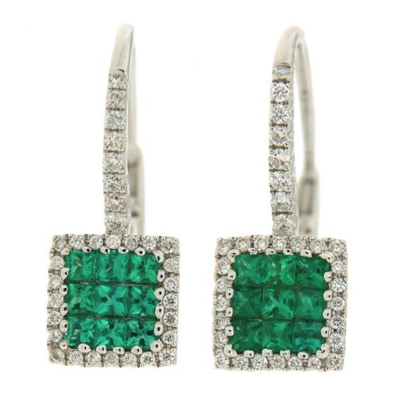 G1808-orecchini-oro-bianco-brillanti-diamanti-smeraldi-1