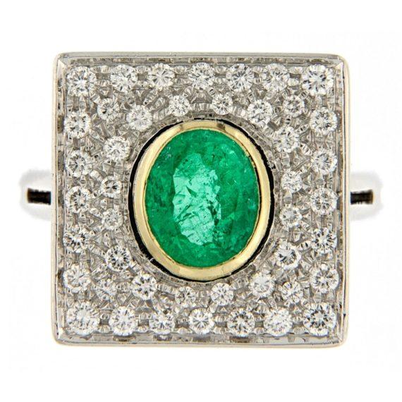 G2733c-anello-oro-bianco-giallo-berillo-smeraldo-diamanti-brillanti